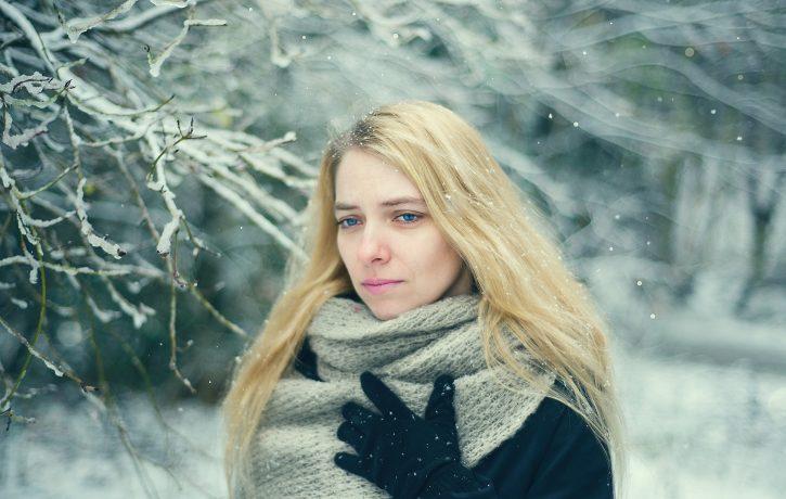 winter sad